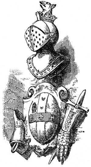 Medieval Knight Drawing