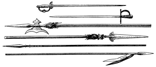 Medieval Weapons - Image 2