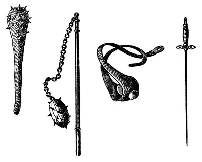 Medieval Weapons Image 3