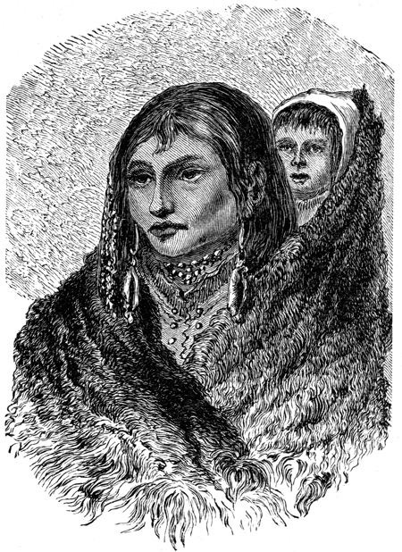Native American Clipart - Image 1