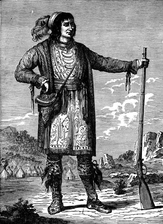 Native American Indians - Osceola
