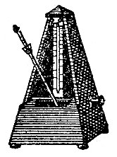 Percussion Instruments - Metronome