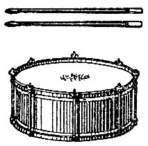 Percussion Instruments - Snare Drum