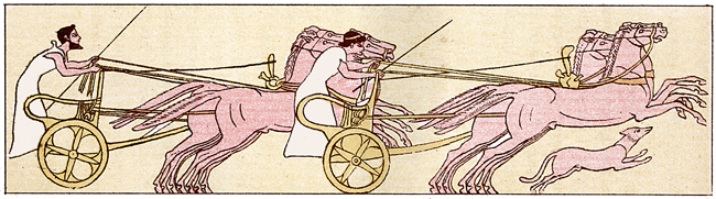 Persian War - The Chariot Race