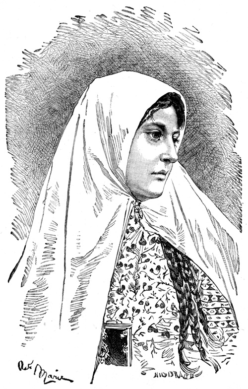 Persian Women - Woman from Ispahan