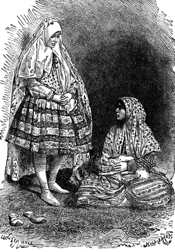 Persian Women - Women of Chiraz