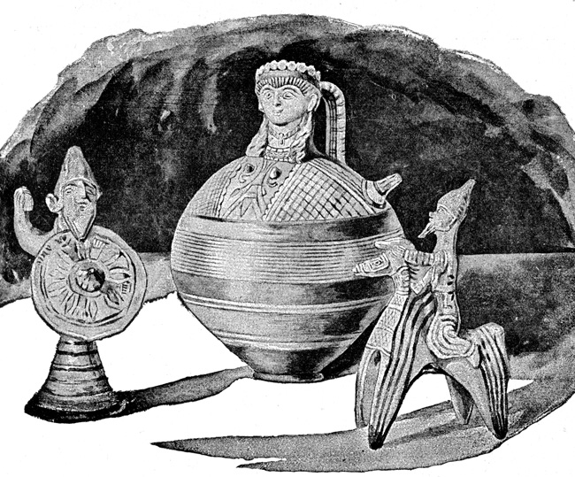 Phoenicia - Pottery of Phoenicia