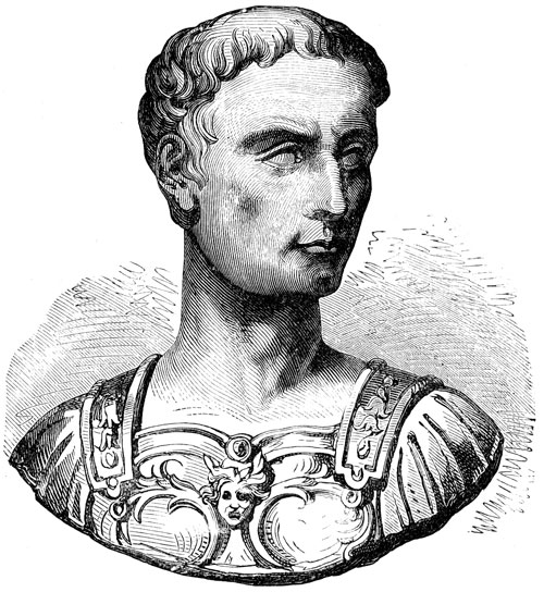 Pictures of Julius Caesar - Caesar