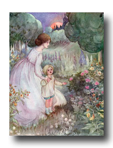 Pictures of Children - Image 3 :: Child and Mother