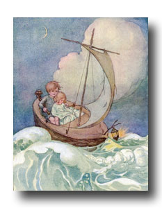 Pictures of Children - Image 5 :: The Voyage to Fairyland