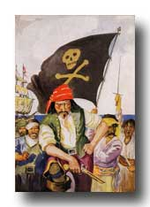 Pirate Clothing - In the Days of the Early Pirates