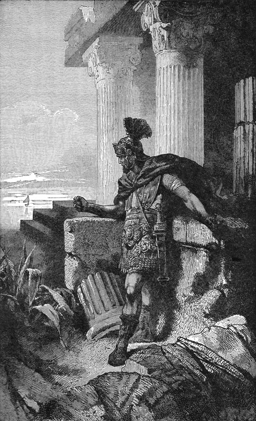 Punic Wars - Marius Among the Ruins of Carthage