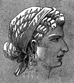 Queen Cleopatra of Egypt - Image 1