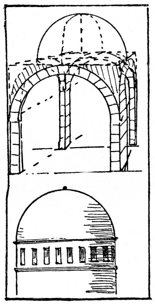 Ancient Roman Domes And Arches roman architecture