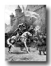 Saint Joan of Arc - The Capture of Tourelles