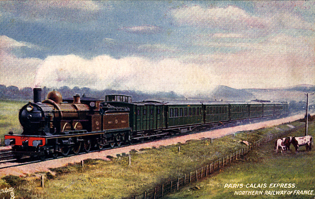 Railways Steam Trains