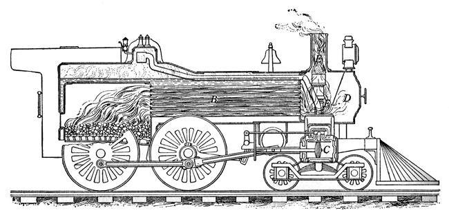Train Clipart - Image 5