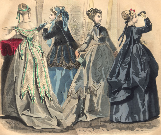 victorian hair and costume