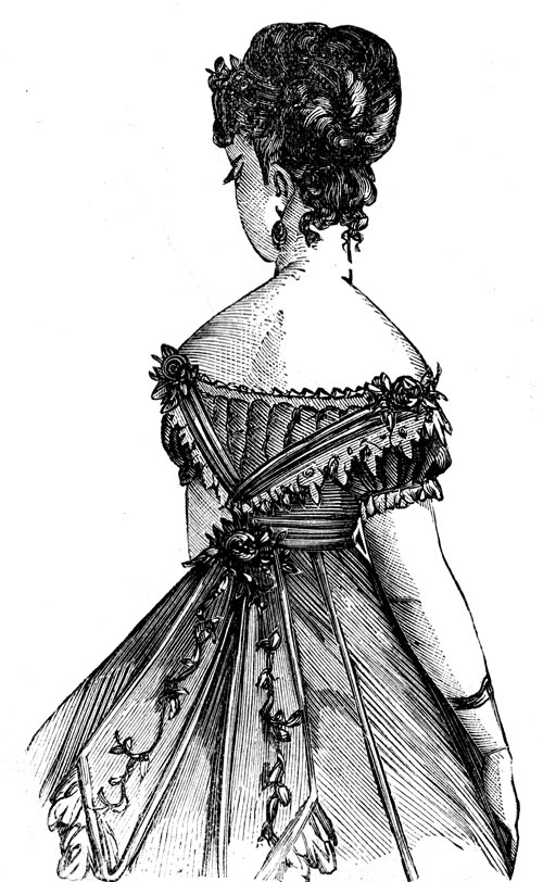victorian era clothing image