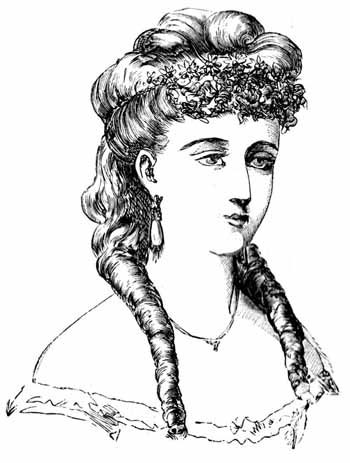 Lovely Regency Hairstyles. Saturday, April 28, 2007 in Historical,