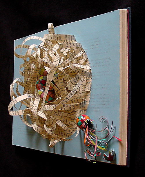 Paper Sculpture Art - 4