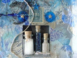 Altered Book Tutorial ~ The Astronomer's Apothecary