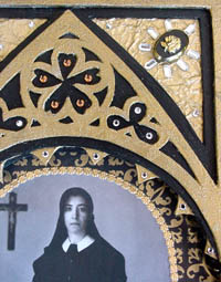 Catholic Art ~ Sr. Maria Angelina's Crucifix