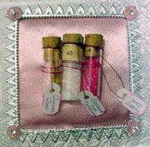 Found Objects Art ~ Ciera's Spells
