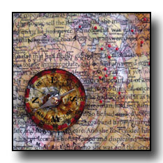 Mixed Media Art :: The Children's War :: Karen's Whimsy