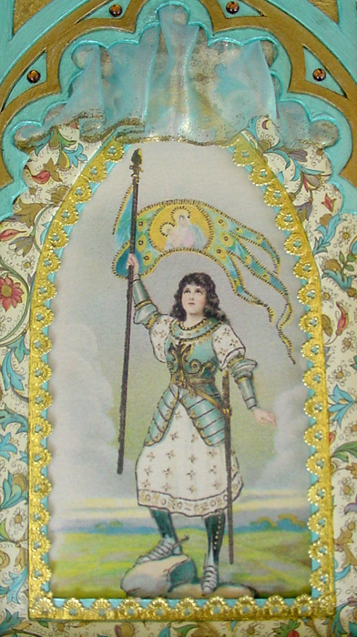 Saint Joan of Arc ~ Karen's Whimsy