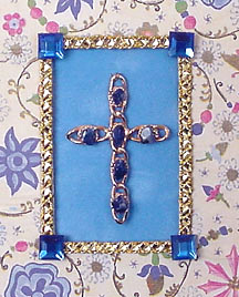 Reliquary ~ Theresa's Cross