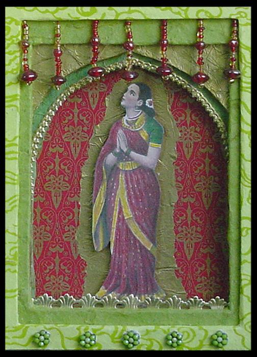 Saraswati ~ Karen's Whimsy
