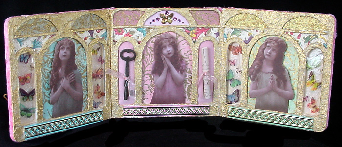 Marie's Key ~ Karen's Whimsy