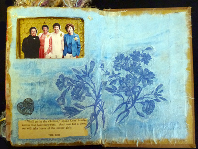 Altered Book Project ~ 9