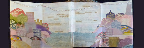 Altered Book Project ~ Open