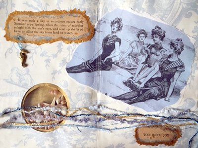 Altered Book Project ~ 4