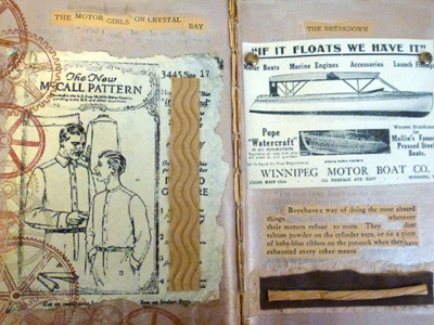 Altered Book Project ~ 6