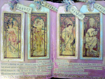 Altered Book Project ~ 7