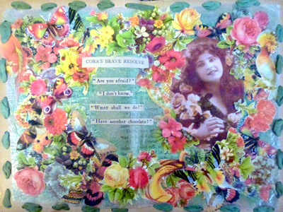 Altered Book Project ~ 8