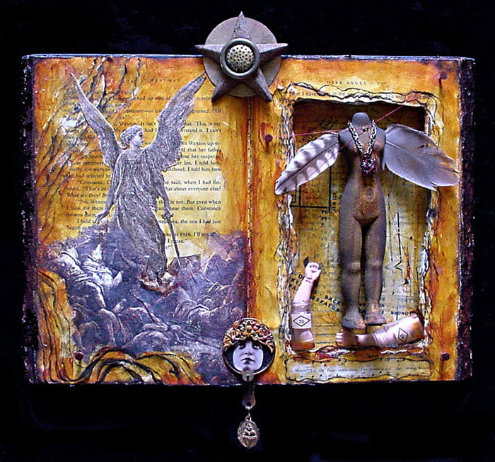 Dark Angel ~ Karen's Whimsy