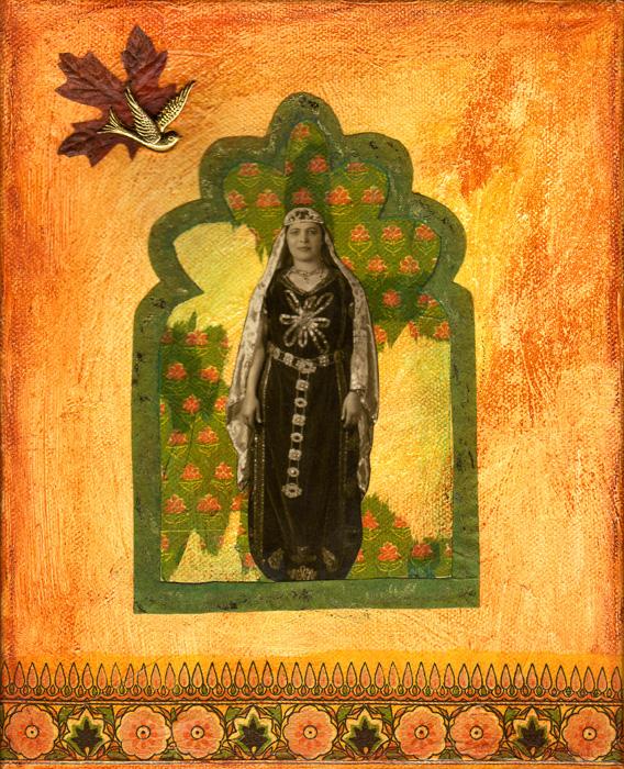 Persian Princess ~ Karen's Whimsy