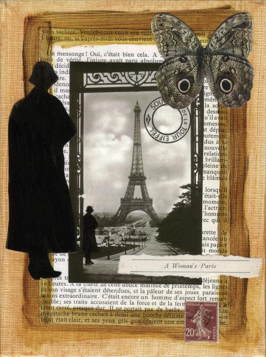 A Woman's Paris-Fall ~ Karen's Whimsy