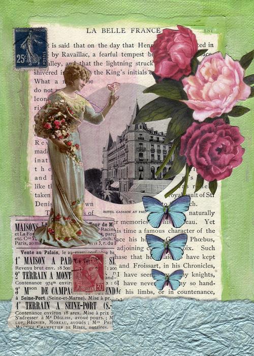 La Belle France ~ Karen's Whimsy