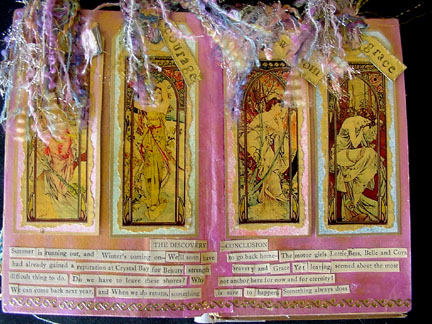 Altered Book Project ~ Karen's Whimsy