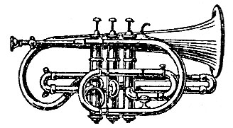 Brass Instruments - Coronet