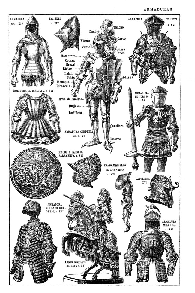 the history and types of armor A brief history of body armor courtesy of safeguard armor, spanning the use of furs, chainmail, and modern kevlar as body armor.