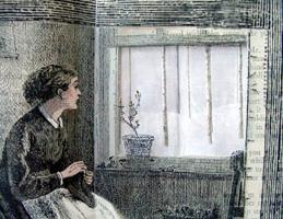 Altered Book Methods ~ Winter