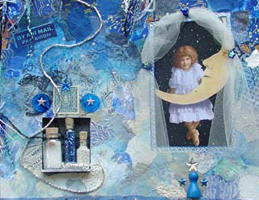 Altered Book Tutorial ~ Astronomer's Apothecary