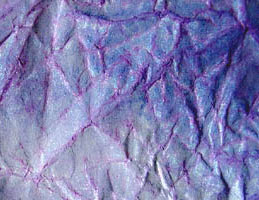 How to Make Colorful Wrinkled Paper