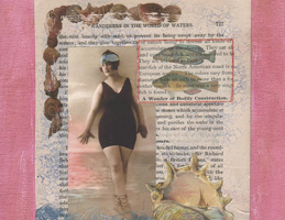 Collage Picture ~ Water Wanderers